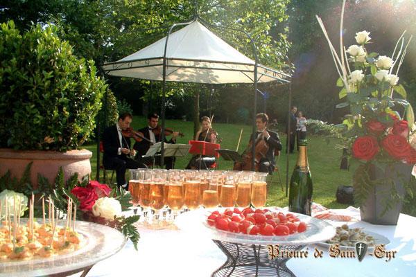 musicien mariage