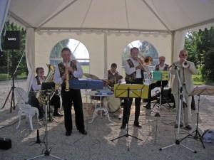 musicien mariage orchestre de jazz pour cocktail