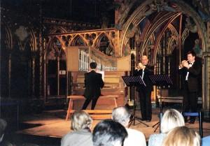 musicien mariage trompettiste mariage