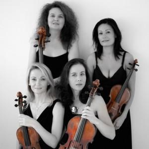 quatuor féminin Côte d'Azur