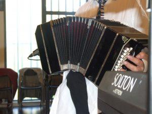 bandonéon tango