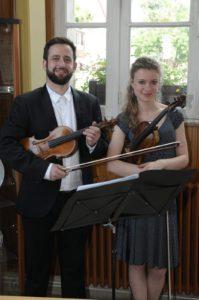 duo de violon pour mariage