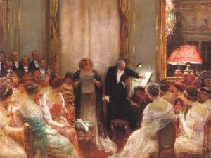 organisteur de concerts privés à domicile